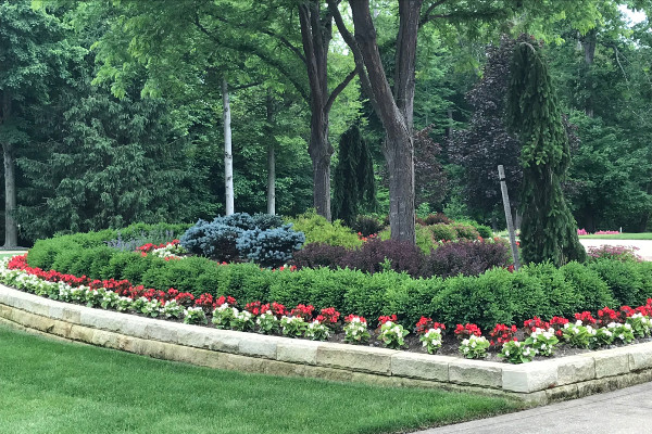 great house landscaping ideas