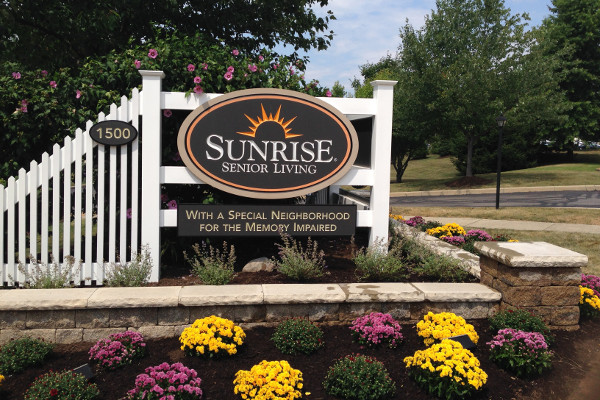 Sunrise Farms landscaping by Frate